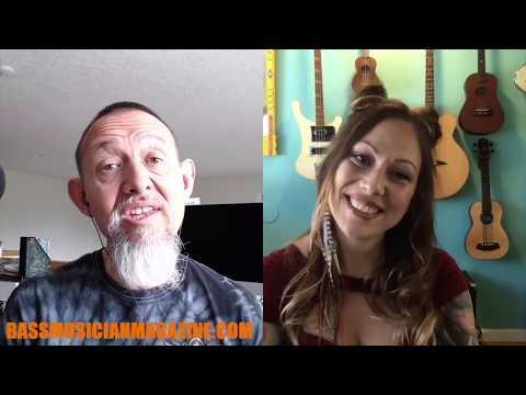 Bass Musician Magazine Interviews Sunshine Cantu