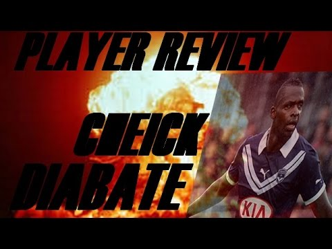 FUT 16 | PLAYER REVIEW | CHEICK DIABATE IF