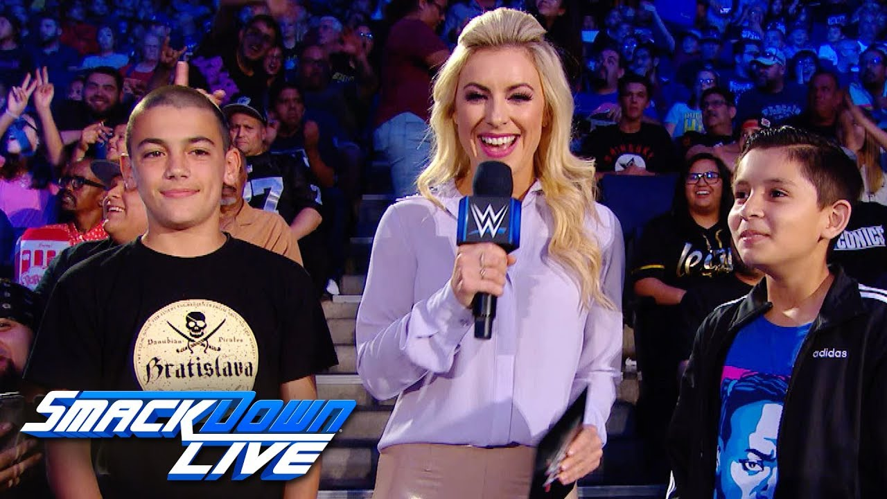 Download Do these fans know their WWE nicknames?: SmackDown Exclusive, June 18, 2019
