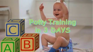 Potty Training In 3 Days