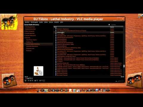 VLC : Internet Radio streamen