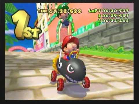 Mario Kart Double Dash Mario and Luigi by TrustaMann on ...  |Baby Mario And Baby Luigi Mario Kart Double Dash