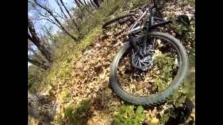 POV Mtb Bike Tree Face Plant Thumbnail