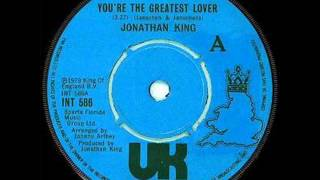 Jonathan King   You