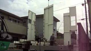 新建築住宅特集2011年3月号「小路の家」森俊之+深澤明