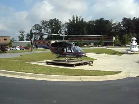 North Atlanta Executive Air Service providing Atlanta helico