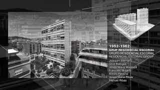 Modernidad(es). Arquitectura en Barcelona, 1924–1975 | Roca Barcelona Gallery