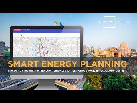 What's The Best Scenario For Your City? - Smart Energy Planning