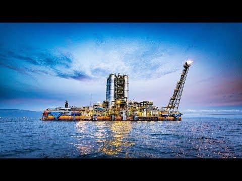 Working Offshore Industry