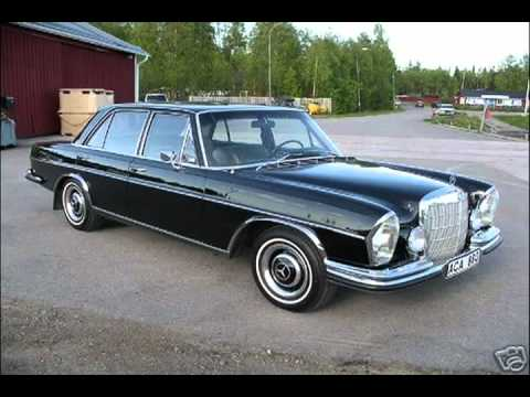 mercedes benz w108 w109 gallery youtube. Black Bedroom Furniture Sets. Home Design Ideas