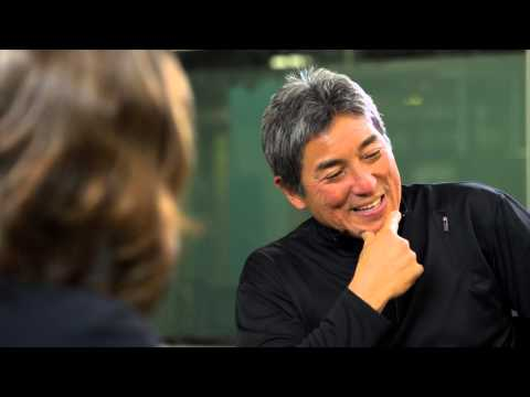 Guy Kawasaki interviews Andy Cunningham at the Women of Influence panel event