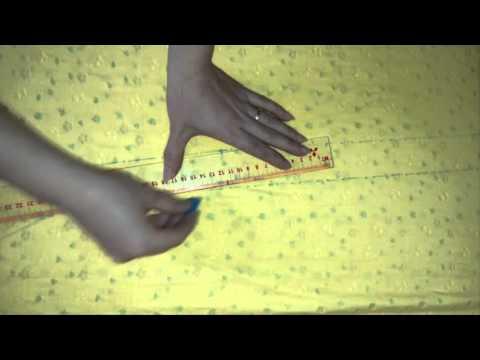 Cách cắt và may quần dài cạp chun nữ (bộ mặc nhà) (phần 2)_ How to cut and sew a trouser (part 2)