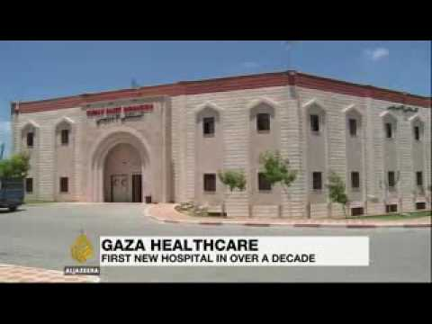Hospital Indonesia in Gaza Palestine