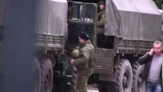 Крым.Русские идут! RUSSIAN ARMY IN CRIMEA COMPILATION