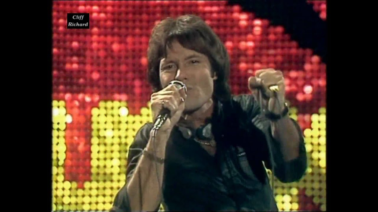 Cliff Richard - Wired For Sound (1981) HD 0815007 - YouTube