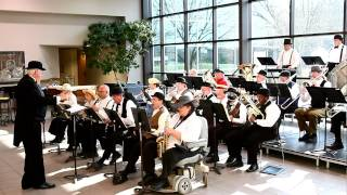 The Trail to the Long Ago Waltz, The Towne Band (Ypsilanti Community Band)