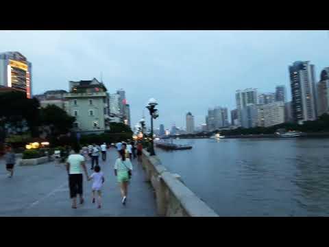 Pearl River in Guangzhou.