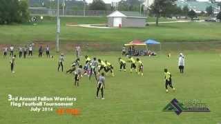 2014 Fallen Warriors Tournament Recap