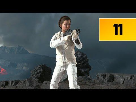Star Wars Battlefront (PS4) - RTMR - Multiplayer Gameplay #11 - PRINCESS LEIA KICKIN' ASS!