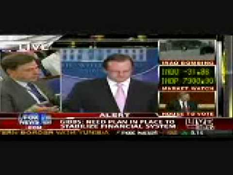 Jake Tapper Humiliates Robert Gibbs With Caterpillar Questions