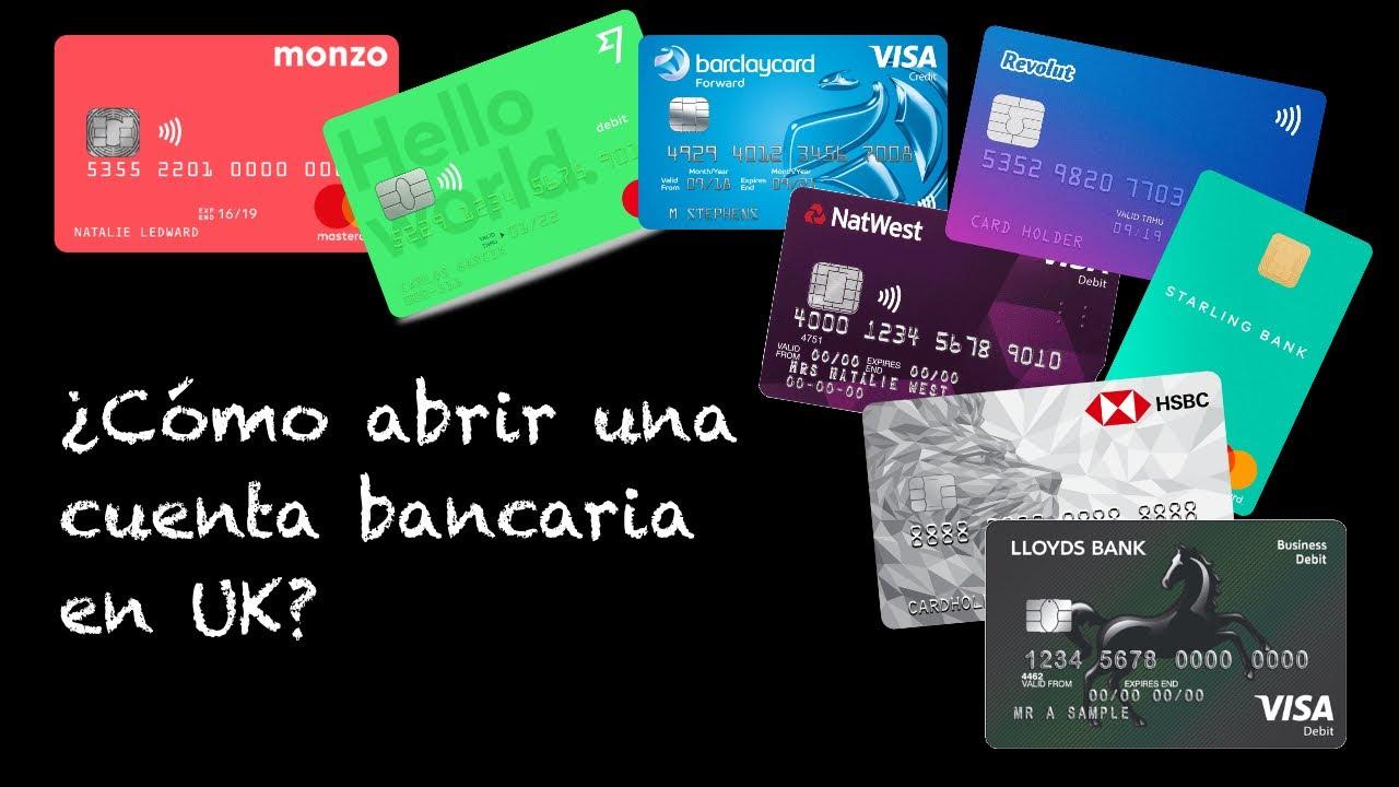 Cómo Abrir Una Cuenta Bancaria En Uk Guía Paso A Paso Liveadrian Youtube