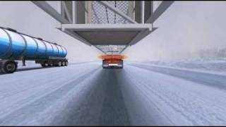 18 Wheels of Steel Extreme Trucker Trailer