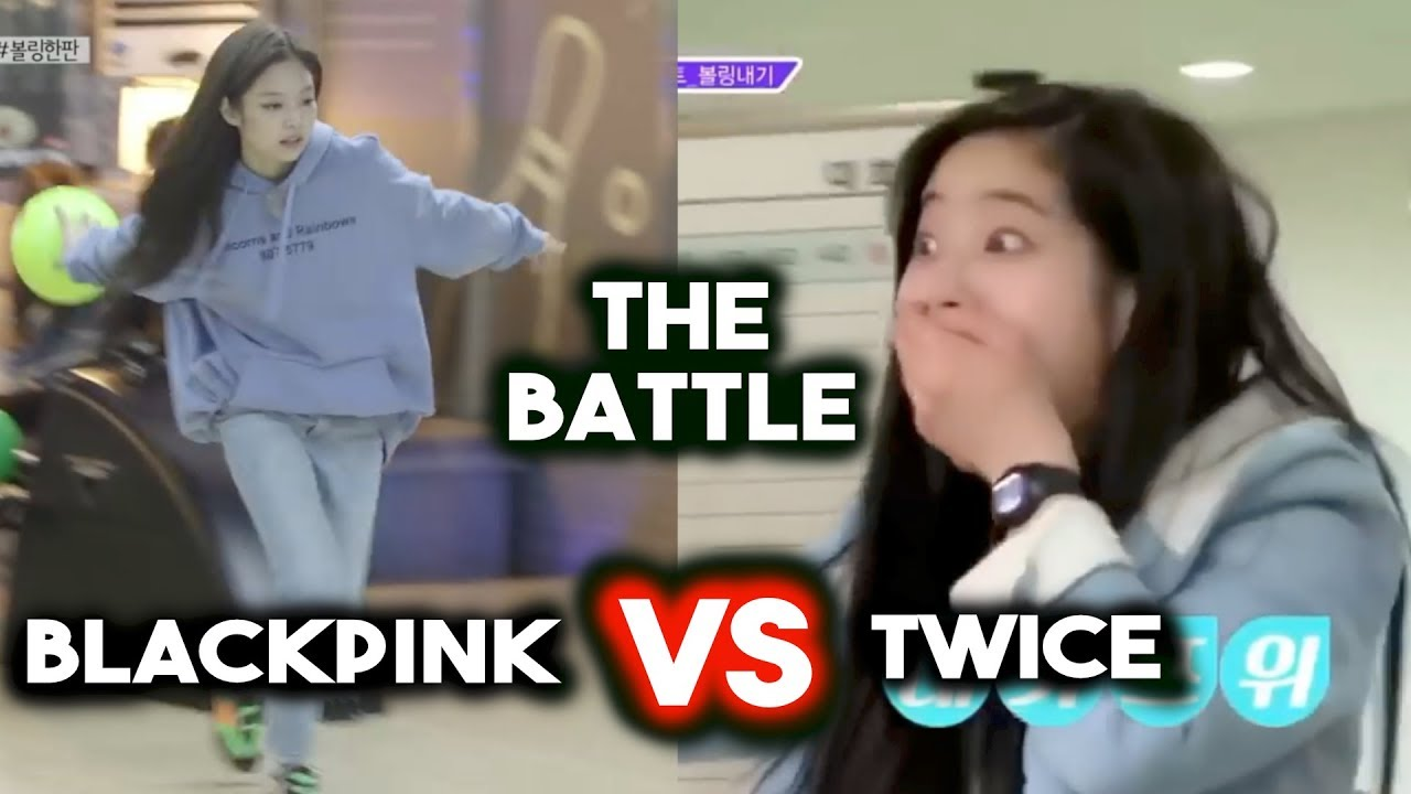 Twice Vs Blackpink Are You Ready For An Epic Battle Funny Moments
