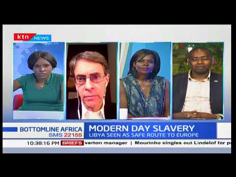 Global outcry over modern day slavery after CNN exposes Libya's atrocities: Bottomline Africa