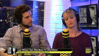 """Low Winter Sun After Show w/ Sprague Grayden Season 1 Episode 6 """"The Way Things Are"""" 
