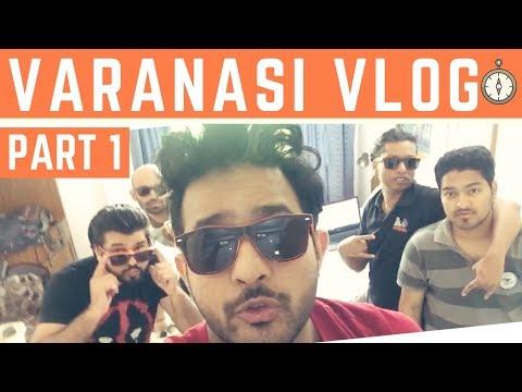 Varanasi Travel Video 2017 | Banaras Ghat Video (Part 1) | Vlog India