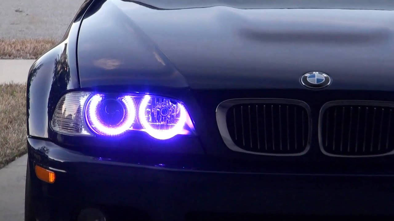 E90 angel eyes kit-9282