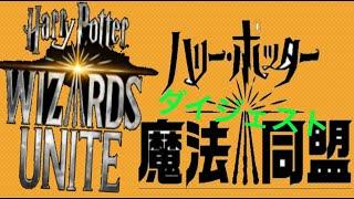 【#harry potter】ハリーポッターダイジェスト 魔法同盟