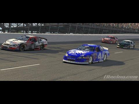 NASCAR iRacing National Series at Darlington 12/14/2018