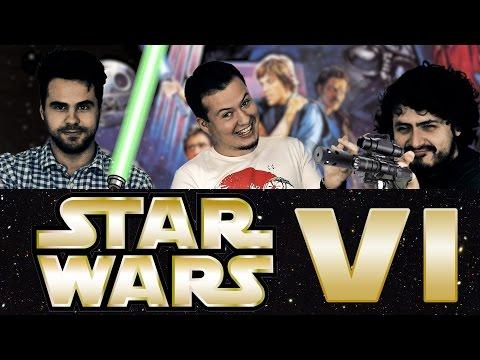 Star Wars Episódio VI - O Retorno de Jedi - Opinião | Crítica | Discussão | Análise Completa