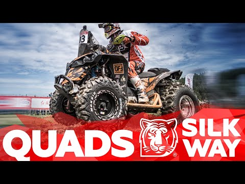 Quads on the Silk Way Rally – best moments | Silk Way Rally 2020🌏