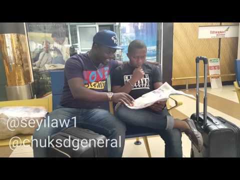 """Video (skit): Seyi Law – Too Slow """"Nigerians you are too stingy"""""""