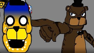 Five Nights at Freddy's 2 Parody *Animation Part 2*