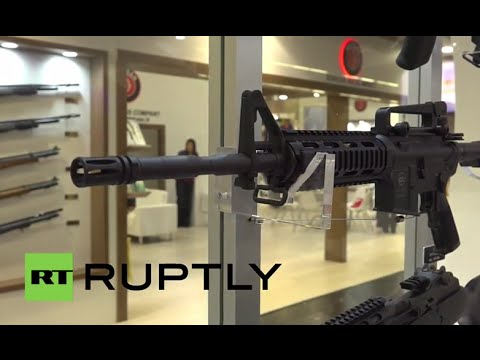 Germany: Hundreds flock to security trade fair as weapons sales skyrocket