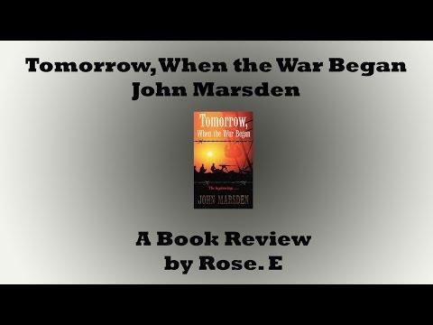 Review: Tomorrow When The War Began by John Marsden