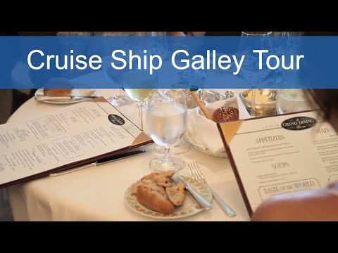 Your Food's Journey on Oceania Cruises - Behind the Scenes Video