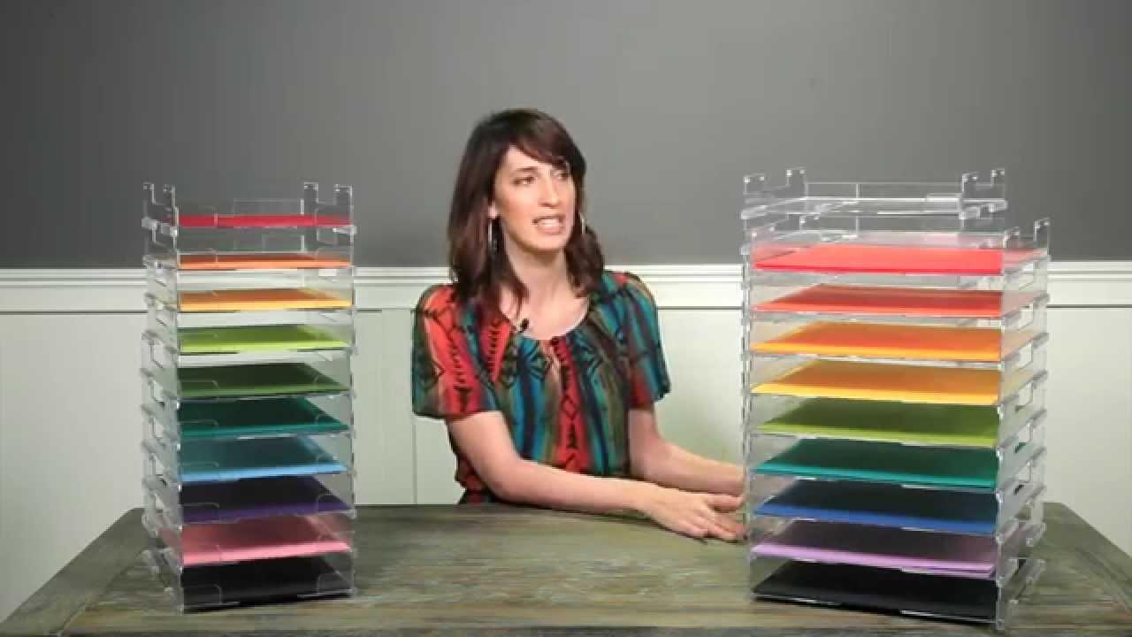 Craft Paper Trays