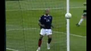Scotland vs. Norway - Iwelumo miss Terrible HAHA