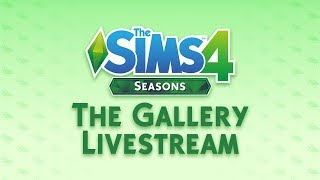 The Sims 4 Seasons LIVE! (The Gallery Spotlight) thumbnail