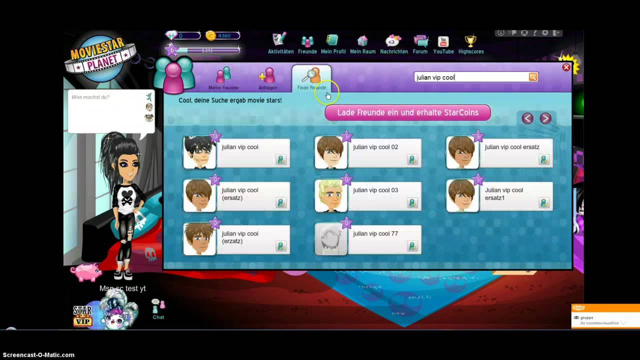 how to hack msp to get vip