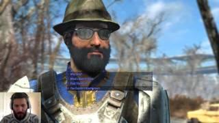 Klaus Plays Fallout 4 - Automatron DLC Livestream - Part 1