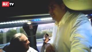 ʺKafana kod ministraʺ: Dačićev šou u autobusu
