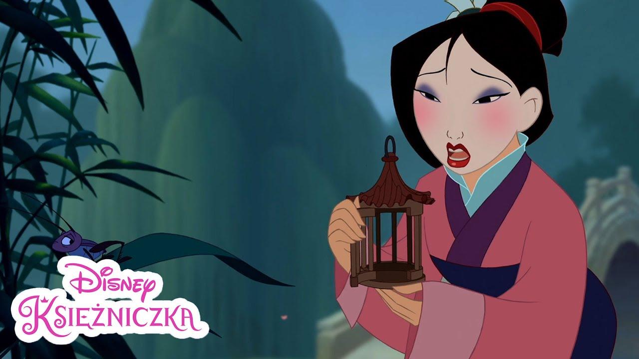 Mulan   Lustro   Księżniczki Disneya
