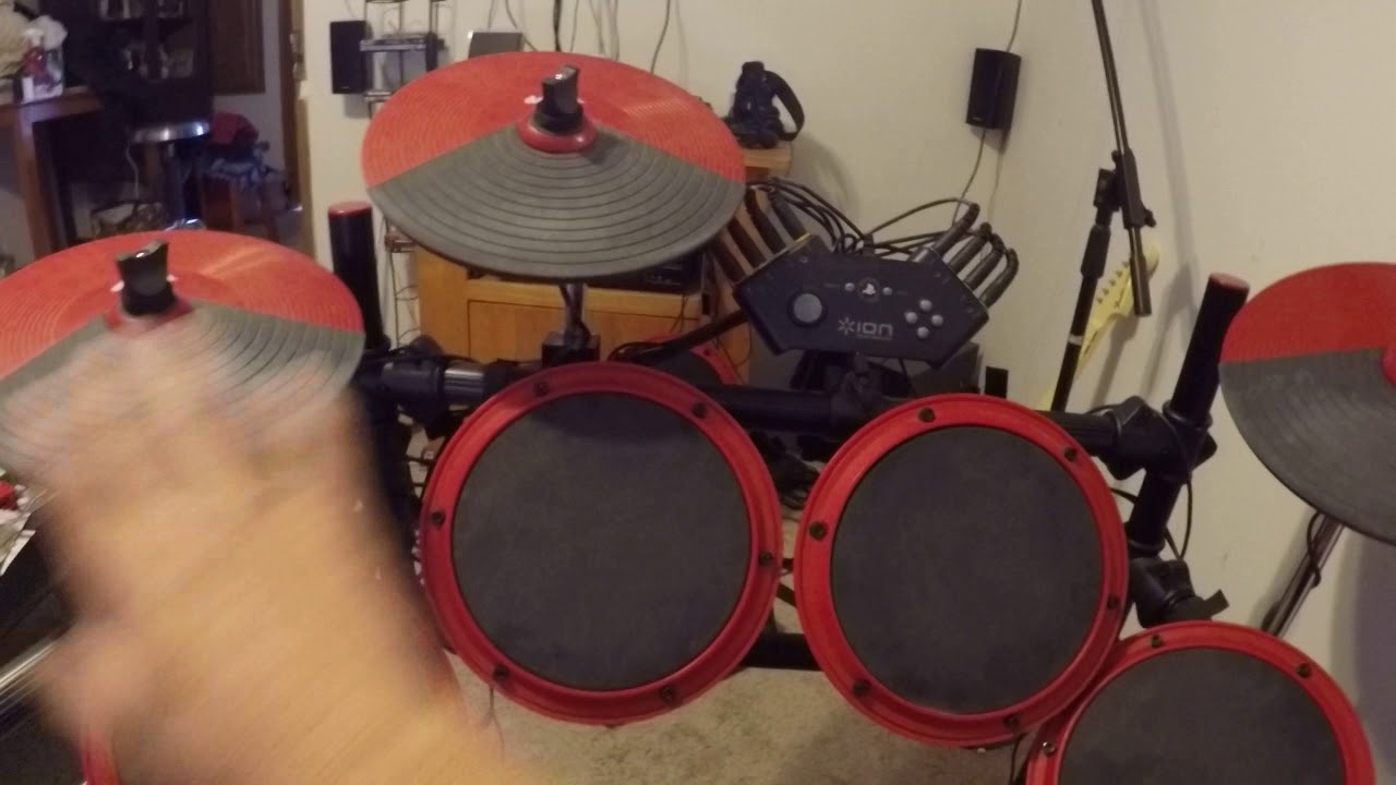 How to use Ddrums for Rockband 4 PS4 ION MODULE