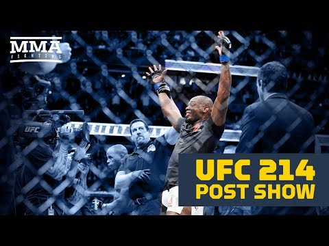 UFC 214 Post-Fight Show - MMA Fighting