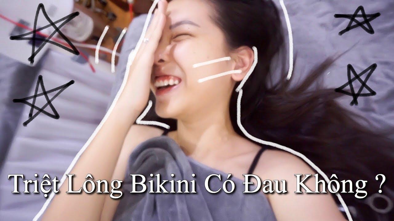 Đi Triệt Lông Với Chú Thỏ – Triệt Lông Bikini Có Đau Không ? Vì Sao Phải Triệt Lông | Thỏ Vlog